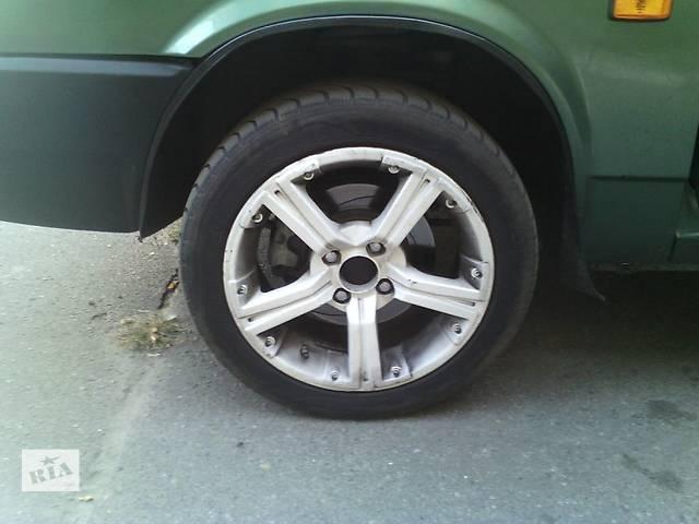 продам Б/у диск с шиной для ВАЗ 21099 бу в Киеве