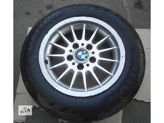 купить бу Б/у диск з шиною для легкового авто BMW в Львове