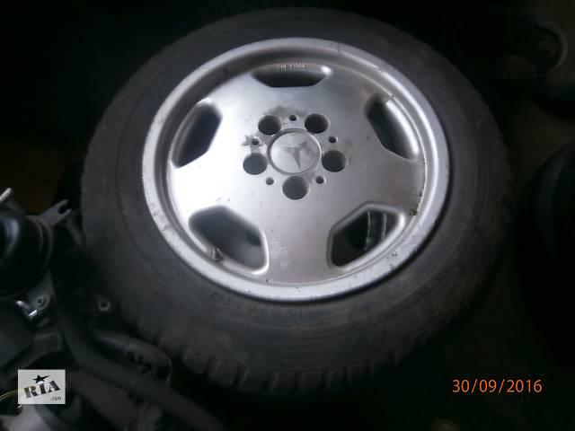 Б/у диск з шиною для легкового авто Mercedes CLA 220- объявление о продаже  в Львове