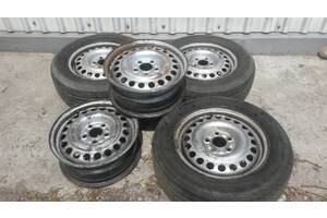 Б/у Диски Ford Transit Connect  2002-2013.  2T14-1007-CE, 2T14-1007-EB, 2T141007CE, 2T141007EB.