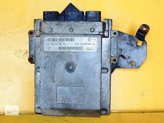 купить бу Б/у ЭБУ блок управления двигателем для автобуса Citroen Jumper Джампер 2,2/2,3с 2006г. в Ровно