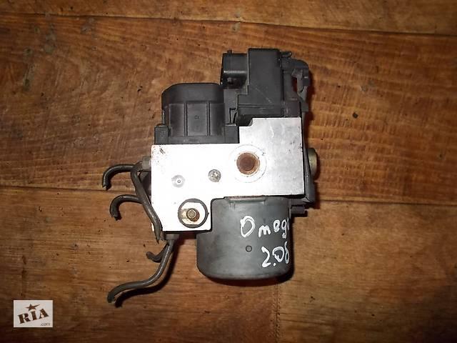 бу б/у Блок управления ABS Opel Omega B 2.5 tds 2.0 бензин № 0273004205 90538655 в Стрые