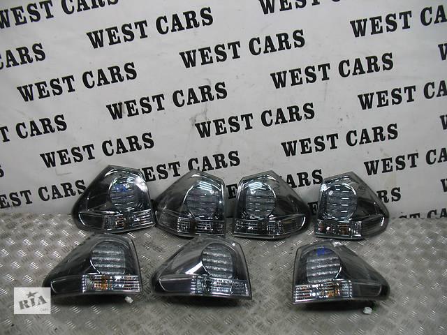 б/у Электрооборудование кузова Фонарь задний Легковое авто Lexus RX 2004- объявление о продаже  в Луцке