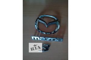 б/у Эмблемы Mazda 3