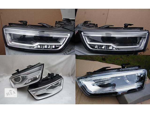бу Б/у фара для легкового авто Audi Q3 в Львове