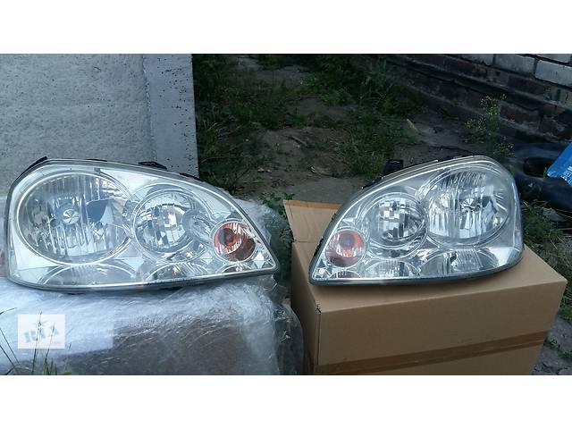 продам Б/у фара для легкового авто Chevrolet Lacetti бу в Запорожье