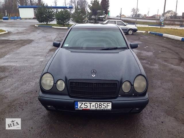 купить бу Б/у фара для легкового авто Mercedes E-Class в Львове