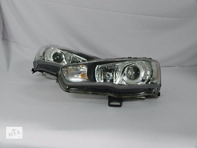 купить бу Б/у фара для легкового авто Mitsubishi Lancer Evolution в Луцке