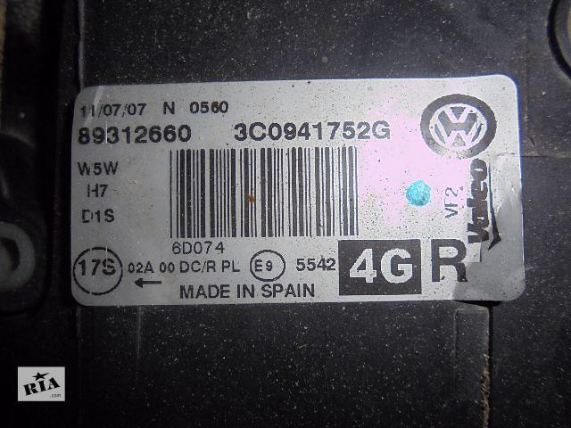 продам Б/у фара для легкового авто Volkswagen B6 2007 бу в Львове