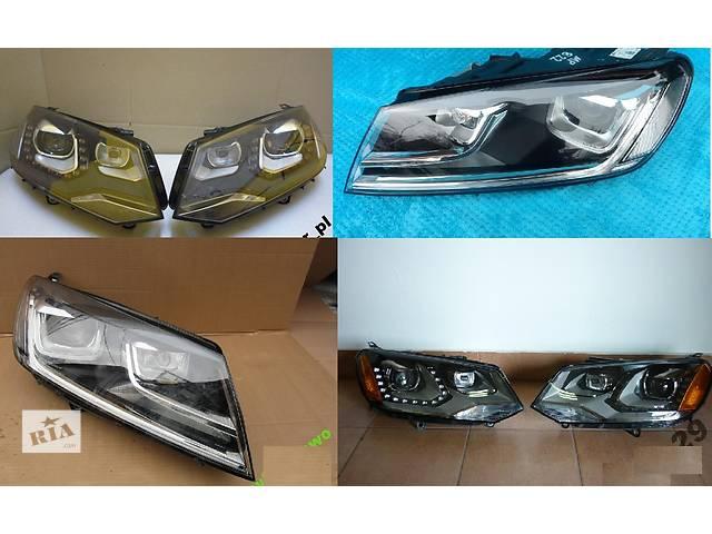 продам Б/у фара для легкового авто Volkswagen Touareg 7p 10- бу в Львове