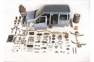 б/у Фары Ford Transit Connect