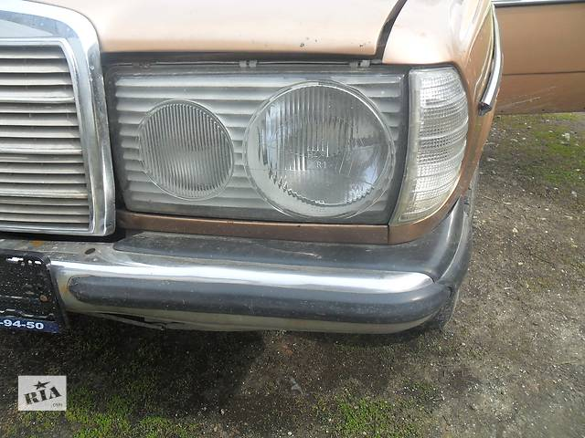 купить бу Б/у фара для седана Mercedes 123 в Дубно (Ровенской обл.)