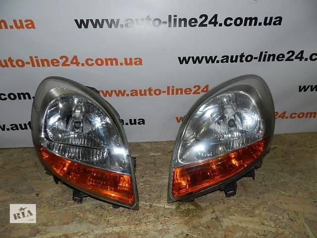 бу Б/у Фара фары фонарь передняя Renault Kangoo 2 Рено Канго в Ковеле