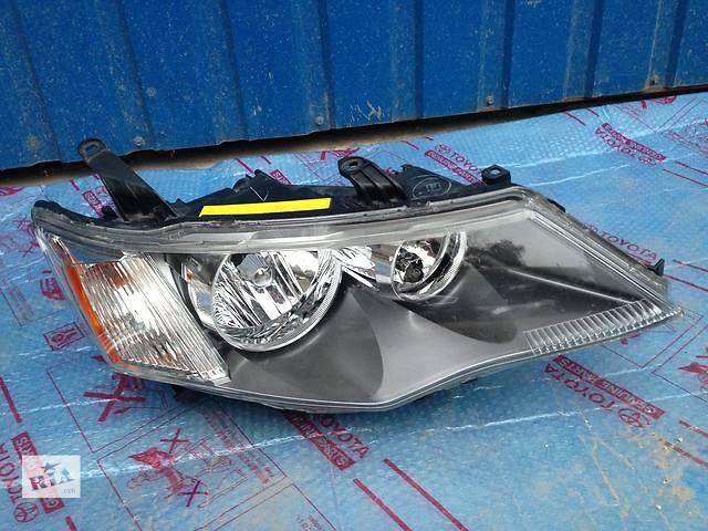 бу Б/у  Фара левая, правая Mitsubishi Outlander XL в Киеве