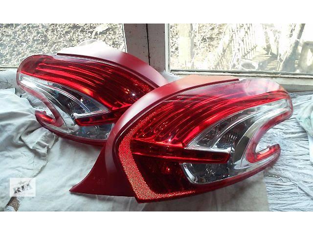 Б/у фонарь стоп для хэтчбека Peugeot 208- объявление о продаже  в Кривом Роге (Днепропетровской обл.)