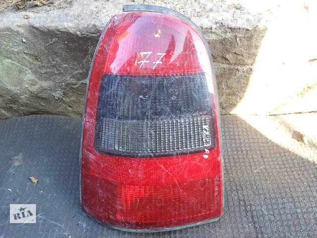 купить бу Б/у фонарь стоп левый для легкового авто Opel Vectra B опель вектра Б караван в Ровно