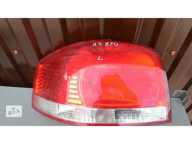 бу Б/у фонарь задний для легкового авто Audi A3 в Яворове (Львовской обл.)