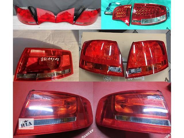 Б/у фонарь задний для легкового авто Audi A4 B7 04-08- объявление о продаже  в Львове