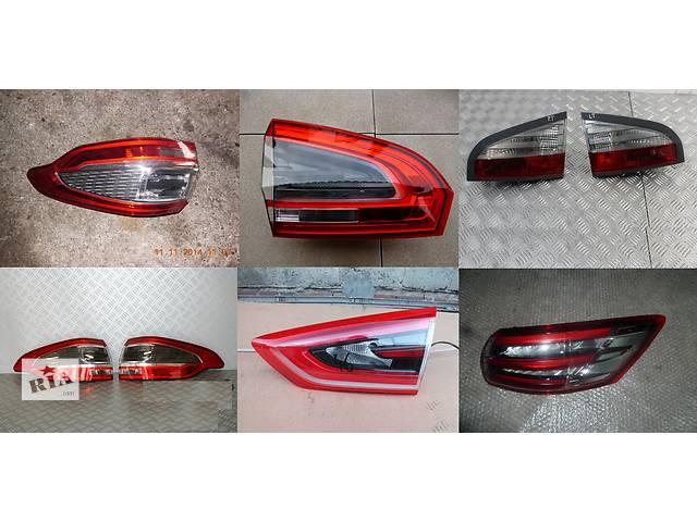 продам Б/у фонарь задний для легкового авто Ford S-Max mk1 бу в Львове