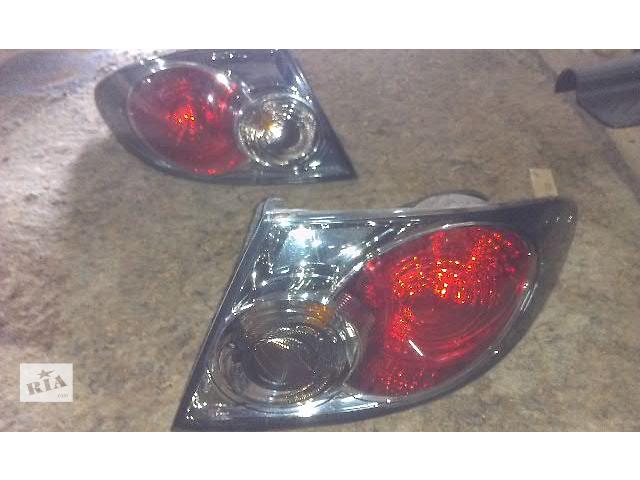 купить бу Б/у фонарь задний для легкового авто Mazda 6 2006 в Луцке
