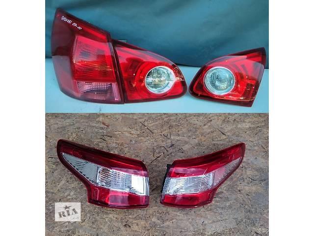Б/у фонарь задний для легкового авто Nissan Qashqai- объявление о продаже  в Львове
