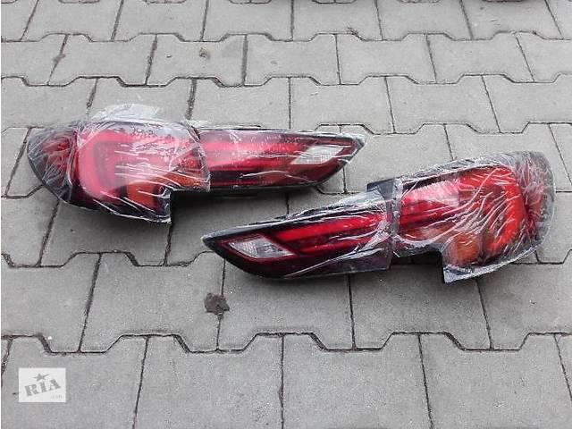 продам Б/у фонарь задний для легкового авто Opel Astra K бу в Львове
