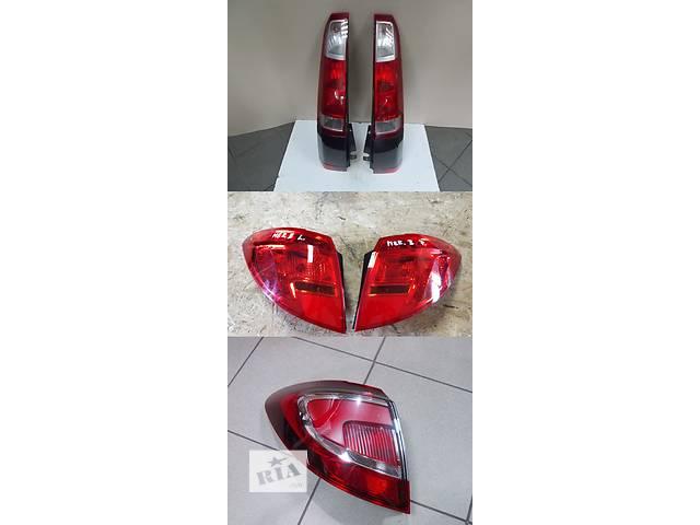 Б/у фонарь задний для легкового авто Opel Meriva- объявление о продаже  в Львове