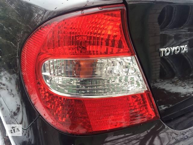 Б/у фонарь задний для легкового авто Toyota Camry- объявление о продаже  в Киеве