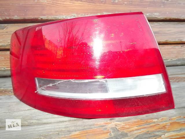 купить бу Б/у фонарь задний для седана Audi A6 в Киеве