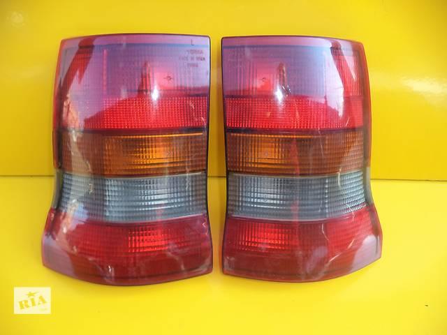 купить бу Б/у фонарь задний для универсала Opel Astra F (91-98) левый в Луцке