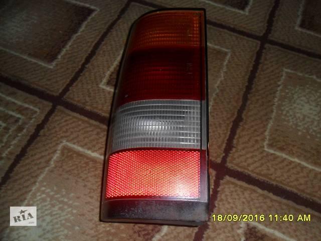 продам Б/у фонарь задний левый для хэтчбека Opel Kadett 79-83 г. бу в Никополе (Днепропетровской обл.)
