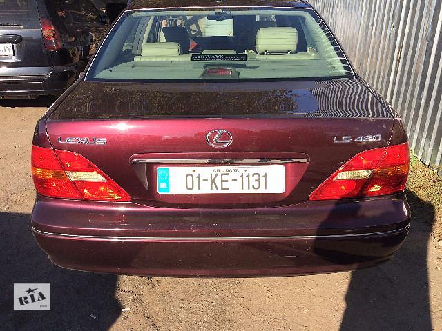 купить бу Б/у фонарь задний  Lexus LS430  2002 в Одессе