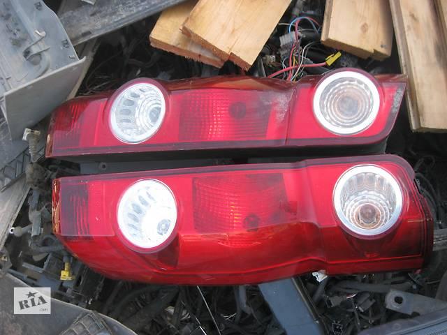 бу Б/у фонарь задний  Volkswagen Crafter 2006-. в Ровно