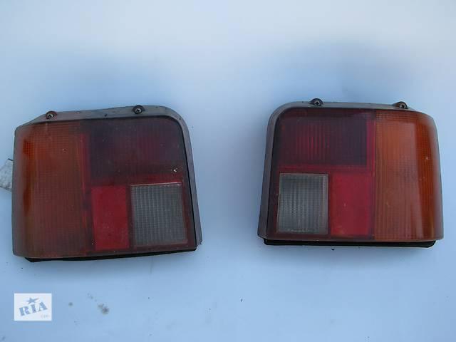 бу Б/у фонари задние Peugeot 205 в Броварах