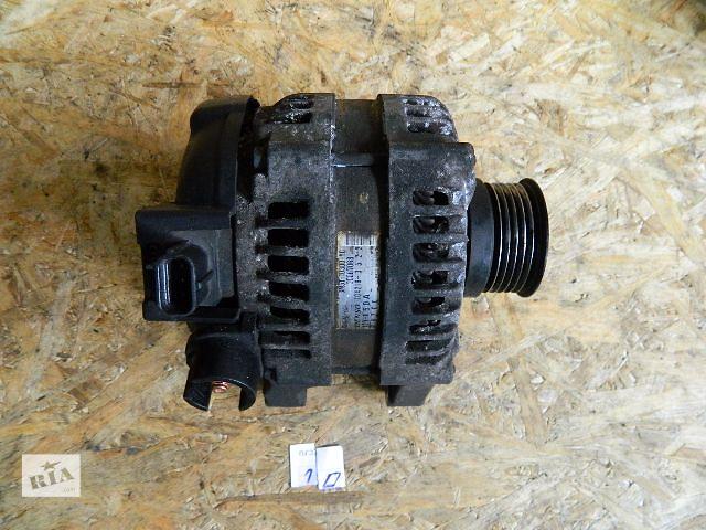 бу Б/у генератор/щетки для легкового авто Ford Fusion 1.6TDCI 150A 2004г. в Буче (Киевской обл.)