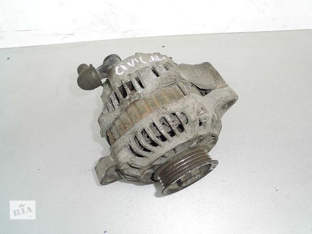 бу Б/у генератор/щетки для легкового авто Honda Civic 1.4,1.6 (LGF) 70A. в Буче (Киевской обл.)