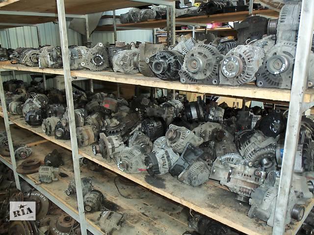 Б/у генератор/щетки для легкового авто Volkswagen T5 (Transporter)- объявление о продаже  в Луцке