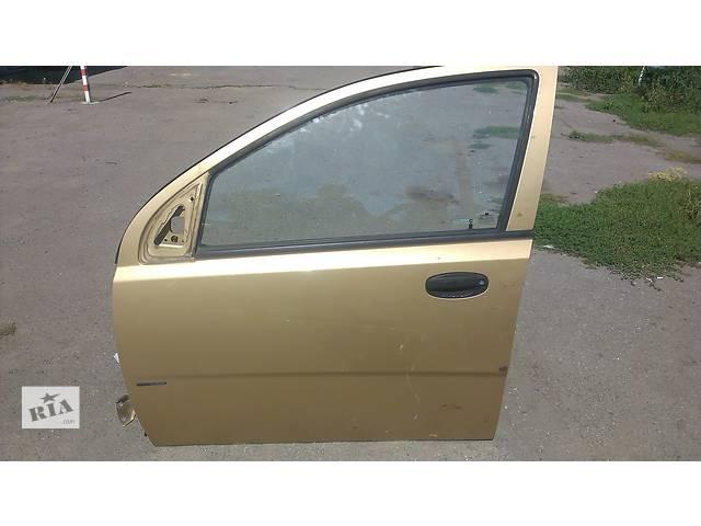 Б/у голі двері для хетчбека Chevrolet Aveo T200- объявление о продаже  в Виннице