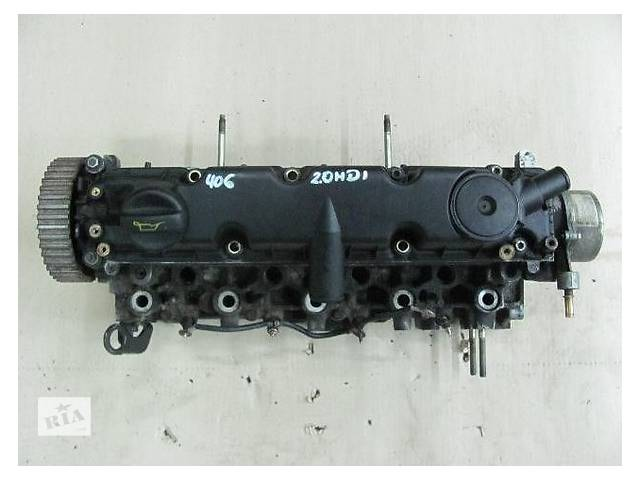 бу Б/у головка блока для легкового авто Citroen Jumper 2.0 HDi в Ужгороде