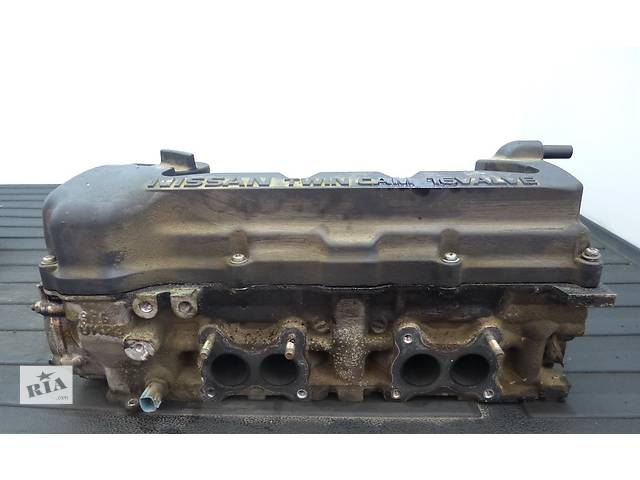 купить бу Б/у головка блока для легкового авто Nissan Primera P11 QG-18 1,8 в Яворове (Львовской обл.)