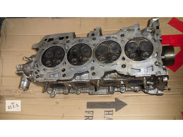 продам Б/у головка блока циліндра для легкового авто Nissan X-Trail 2005 бу в Коломые