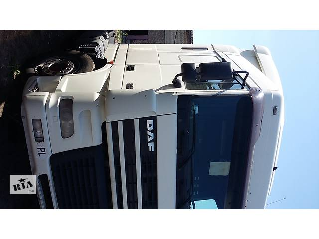 Б/у Кабіна кабина суперспейс Daf Даф XF95 Евро3 2003г- объявление о продаже  в Рожище