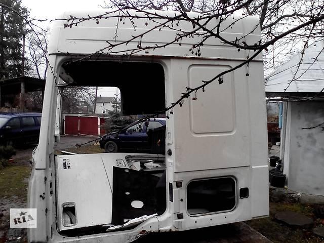 продам Б/у кабина для грузовика Daf XF бу в Черновцах