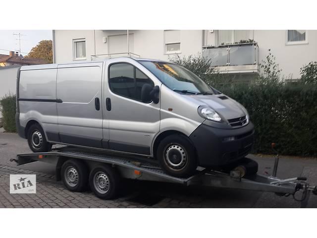 Б/у капот для грузовика Opel Vivaro- объявление о продаже  в Львове