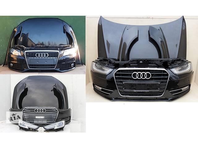 Б/у капот для легкового авто Audi A4 B8 08-15- объявление о продаже  в Львове