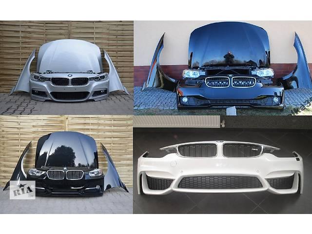бу Б/у капот для легкового авто BMW 3 Series F30 F31 в Львове