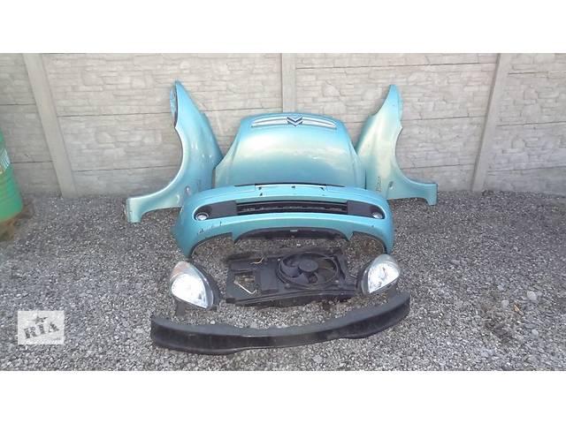 продам Б/у капот для легкового авто Citroen Xsara Picasso бу в Львове