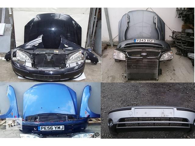 бу Б/у капот для легкового авто Ford Mondeo mk3 в Львове