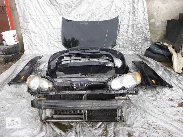 Б/у капот для легкового авто Honda HR-V- объявление о продаже  в Львове