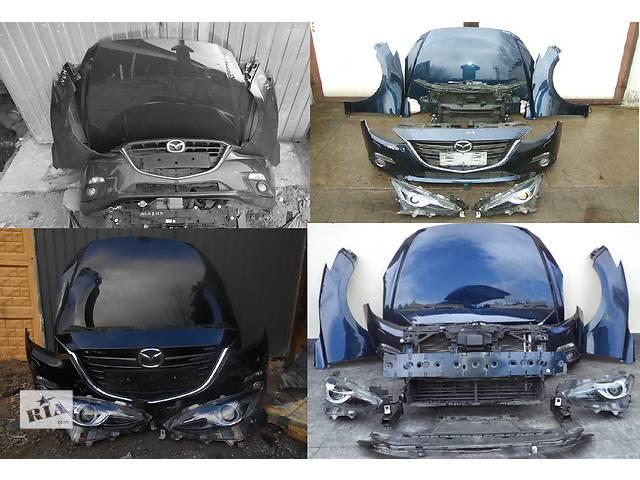 продам Б/у капот для легкового авто Mazda 3 бу в Львове